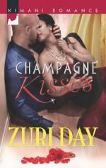 Champagne Kisses (Mills & Boon Kimani) (The Drakes of California - Book 2) - Zuri Day