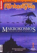 Nowa Fantastyka 247 (4/2003) - Fritz Leiber, Zbigniew Wojnarowski, Wojciech Szyda, Octavia E. Butler, Tanith Lee, Leonid Kaganow
