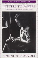 Letters to Sartre - Simone de Beauvoir, Quintin Hoare