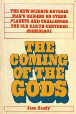 The Coming Of The Gods - Jean Sendy, Lowell Bair
