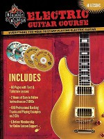 House Of Blues Presents: Electric Guitar Course (House of Blues Presents) (House of Blues) - John McCarthy, Steve Gorenburg