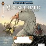 Mouse Guard and Rust - David Petersen, Royden Lepp, Sean Rubin, Cory Godbey, Nate Cosby, Chris Eliopoulos, Yehudi Mercado