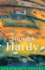 Thomas Hardy: Everyman's Poetry - Norman Page