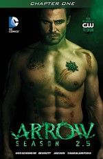 Arrow: Season 2.5 (2014-) #1 - Marc Guggenheim, Joe Bennet