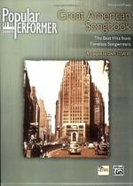 Popular Performer Great American Songbook (Popular Performer Series) - Coates, Dan, Dan Coates