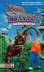 The DNA Disaster - Victor Appleton, F. Gwynplaine MacIntyre