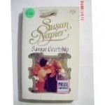 Savage Courtship (Harlequin Presents, No 1744) - Susan Napier