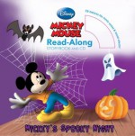 Mickey's Spooky Night Read-Along Storybook and CD - Walt Disney Company, Disney Storybook Art Team