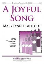 A Joyful Song - Mary Lynn Lightfoot