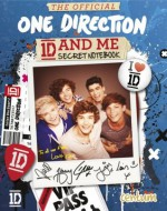 The Official One Direction and Me Secret Notebook - DK Publishing