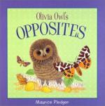 Olivia Owl's Opposites - Maurice Pledger