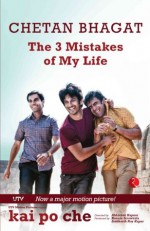 Three Mistakes of My Life - Chetan Bhagat