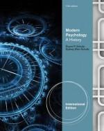 Modern Psychology: A History - Duane Schultz