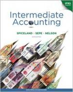 Intermediate Accounting - J. David Spiceland, James Sepe, Mark Nelson, Lawrence Tomassini