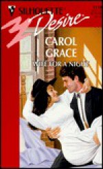 Wife for a Night - Carol Grace