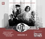 Counter-Measures: Series 2 Box Set - Matt Fitton, James Goss, Cavan Scott, Mark Wright, John Dorney