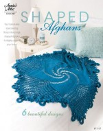 Shaped Afghans: 6 Beautiful Designs (Annie's Attic: Crochet) - Connie Ellison