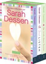 The Sarah Dessen Box Set (3 Books) - Sarah Dessen
