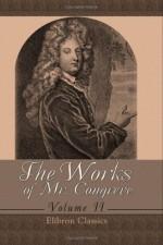 The Works Of Mr. Congreve. - William Congreve