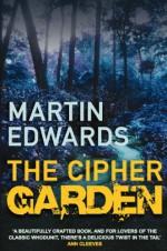 The Cipher Garden - Martin Edwards