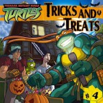 Tricks and Treats - Steve Murphy, Patrick Spaziante