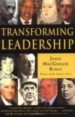 Transforming Leadership - James MacGregor Burns