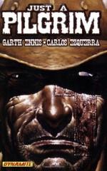 Garth Ennis Just A Pilgrim Complete Tp (Mr) - Garth Ennis, Carlos Esquerra