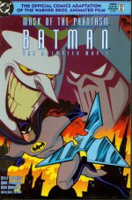 Batman: Mask of the Phantasm - Kelley Puckett, Mike Parobeck, Rick Burchett