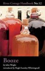 Booze: River Cottage Handbook No.12 - John Wright