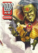 2000AD Yearbook 1995 - John Wagner, Tharg the Mighty, Eric Bradbury, Mike Perkins, Simon Harrison, Carlos Esquerra, Dave D'Antiquis, Anthony Williams, Bambos, Will SiBambosmpson, Adrian Lutton, Martin Conaghan, Alan McKenzie, Cartwright Roper, Andrew Price, Mark Millar, Iain Simmons, Steve Whit