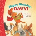 Happy Birthday, Davy Tuff Book - Eve Tharlet