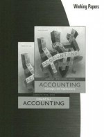 Working Papers for Albrecht/Stice/Stice/Swain's Accounting: Concepts and Applications or Financial Accounting, 10th - James D. Stice, W. Steve Albrecht, Earl Kay Stice