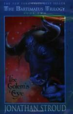 The Golem's Eye - Jonathan Stroud