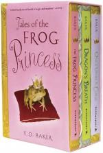Tales of the Frog Princess Box Set, Books 1-3 - E.D. Baker
