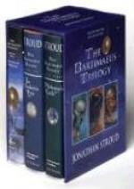 The Bartimaeus Trilogy Boxed Set - Jonathan Stroud
