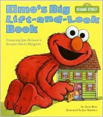 Elmo's Big Lift-And-look Book (Sesame Street) - Joe Mathieu