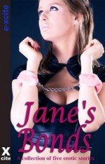 Janes Bonds: A Collection of Five Erotic Stories - Shanna Germain, Cathryn Cooper, Paige Roberts, Sommer Marsden, Eva Hore, Miranda Forbes