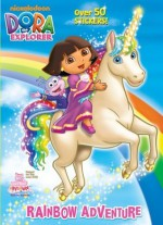 Rainbow Adventure (Dora the Explorer) - Golden Books, Golden Books