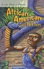 African American Folktales (Retold Myths & Folktales) - David Haynes