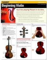 Chart: Beginning Violin (Quamut) - NOT A BOOK