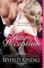 An Heir of Deception - Beverley Kendall