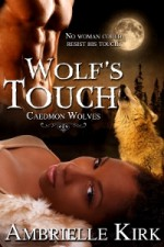 Wolf's Touch - Ambrielle Kirk