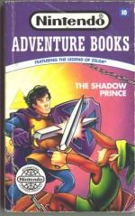 Shadow Prince: Nintendo Adventure Book #10 - Matt Wayne, Roger Peckinpaugh