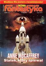 Nowa Fantastyka 112 (1/1992) - Redakcja miesięcznika Fantastyka