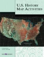 U.S. History Map Activities - E. Richard Churchill, Linda R. Churchill