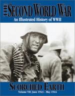 The Second World War Vol. 7 - Scorched Earth - John Alexander Hammerton