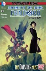 Trinity of Sin: Pandora (2013- ) #5 - Ray Fawkes, Staz Johnson, Francis Portela