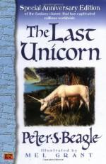 The Last Unicorn - Peter S. Beagle, Peter S. Beagle