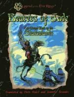 Bearers of Jade: the Second Book of the Shadowlands - Chris Hepler