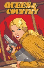 Queen and Country, Vol. 7: Operation: Saddlebag - Greg Rucka, Mike Norton